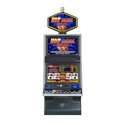 Now with one of Louisiana's most anticipated games, Hot Roll Poker, this IGT cabinet offers duel 20-inch LCD monitors, option of playing on the LCD or control panel, and a bill acceptor that accepts 1's, 5's, 10's, & 20's. The software set includes popular titles such as <em>Hot Roll Poker, Michaelangelo, Secrets of the Forest, Joker's Gold, Flush Fever, Fish Fry, & DiVinci Diamond</em> with a Maximum payout $1,000.00.<br /><br />Dimensions: 46.75-inch H x 22.25-inch W x 22.5-inch D.