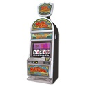 Royal Touch Multi-Game<br /><br />Features include 19-inch LCD touchscreen, button pad for play, bill acceptor that accepts 1's, 5's, 10's, & 20's. Bill units have been upgraded to accept all new currency. The software set includes popular titles such as <em>Deuces Wild & Peter Jacobson</em>. Maximum payout $1,000.00.<br /><br />Dimensions: 41-inches H x 20.5-inches W x 26-inches D, weight 350lbs.