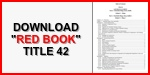 Link to Title 42 Red Book